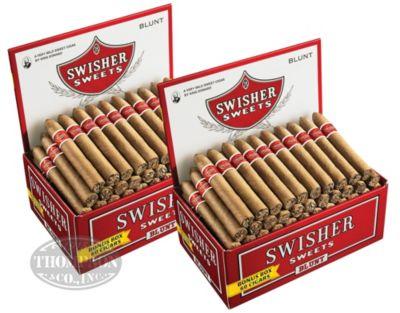Photo of Swisher Sweets Blunts Natural Petite Corona Sweet 2-Fer