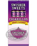 Swisher Sweets Grape Natural Cigarillo