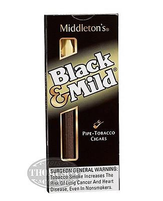Black & Mild Cigarillo Natural