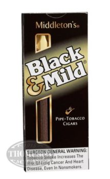 BLACK & MILD CIGARILLO NATURAL