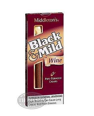 Black & Mild Cigarillo Natural Wine