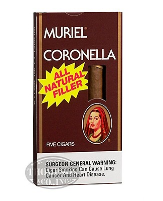 Muriel Coronella Natural Cigarillo