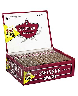 Swisher Sweets Giants Natural Lonsdale Sweet
