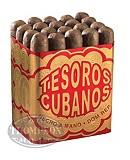 Tesoros Cubanos Robusto Sumatra