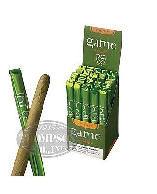 Garcia y Vega Foil Fresh Palma Green Claro Cigarillo