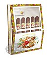 La Gloria Cubana Collection Sampler Natural Toro