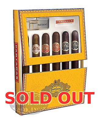 Partagas Celebramos Collection Sampler Toro