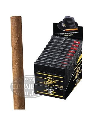 Al Capone Sweets Natural Mini Cigarillo Cognac