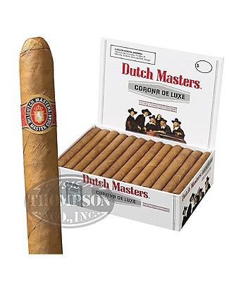 Dutch Masters Corona Deluxe Natural Corona