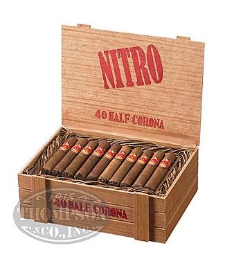 Nitro Panetela Java Infused