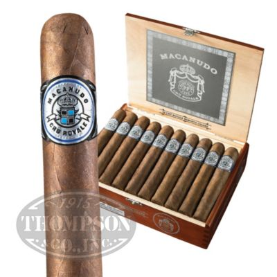 Photo of Macanudo Cru Royale Gigante Habano
