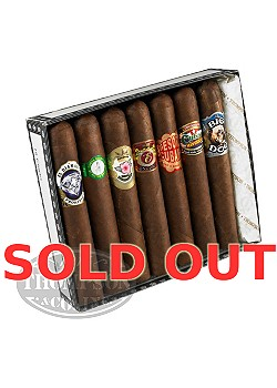 VICTOR SINCLAIR 60 RING ASSORTMENT MADURO TORO GRANDE