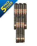 Natural By Drew Estate Root Natural Robusto 5 Pack