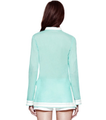 Mint Tory Burch Tory Tunic