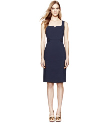 Med Navy Tory Burch Tayler Dress