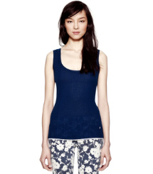 CASHMERE VELLA SLEEVELESS SWEATER