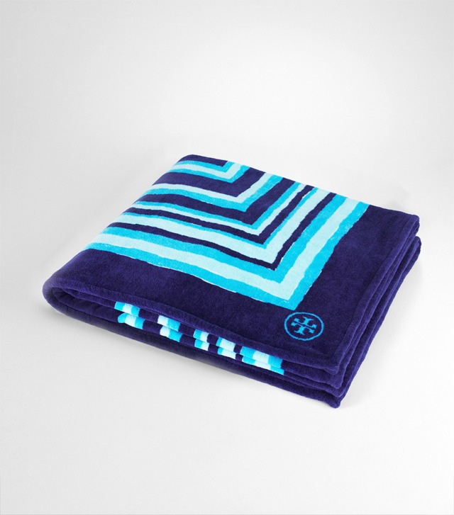 CONCENTRIC TOWEL