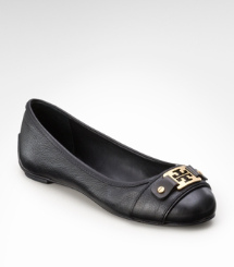 CLINES BALLET-TUMBLED LEATHER | BLACK/BLACK | 009