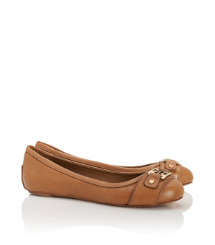 CLINES BALLET-TUMBLED LEATHER | ROYAL TAN/ROYAL TAN | 916