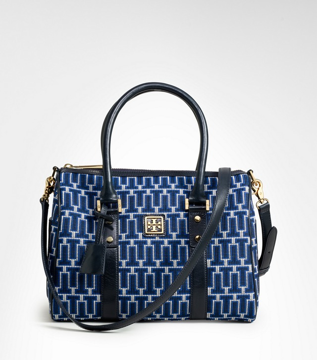Needlepoint Satchel