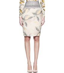 Tory Burch Ninian Skirt