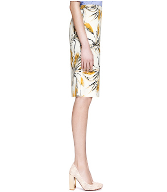 Tory Burch Jules Skirt