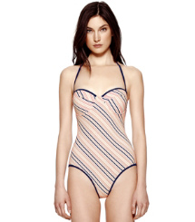 Tory Burch Havana One-piece