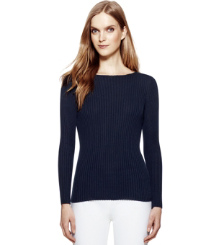 Med Navy Tory Burch Verona Sweater