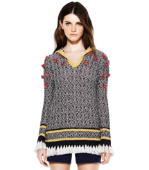 Tory Burch Gatlin Sweater