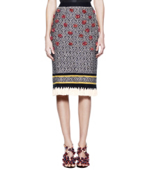 Tory Burch Gatlin Skirt