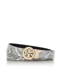 Rotating Logo Exotic Belt