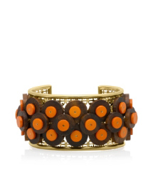 Tory Burch Tribal Paillette Cuff