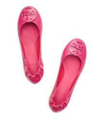 Polished Patent Reva Ballet Flat