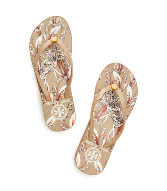 Tory Burch Thandie Wedge Flip Flop