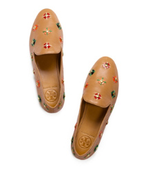 Croissant/multi Tory Burch Jasmine Loafer