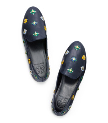 Tory Navy/multi Tory Burch Jasmine Loafer