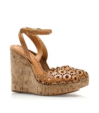 Tory Burch Verity Wedge Sandal