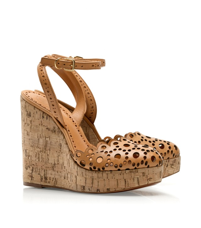 Verity Wedge Sandal