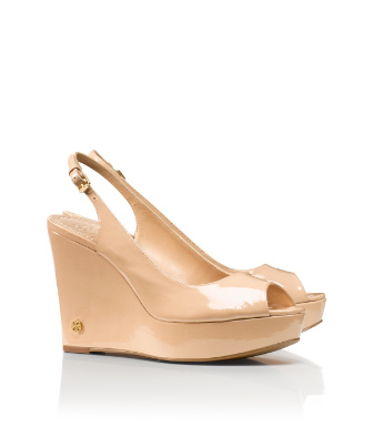 Tory Burch Cassidy Wedge Sandal