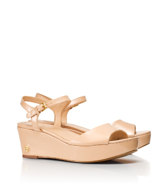 Tory Burch Abena Wedge Sandal