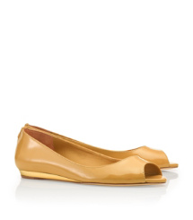Tory Burch Cornelia Open Toe Flat