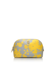 Daisy Multi (abbott B) Tory Burch Printed Robinson Makeup Bag