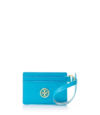 Tory Burch Robinson Pass Through Card Case