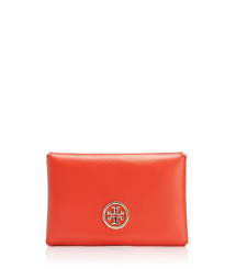 Tory Burch Robinson Double Card Case