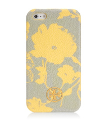 Tory Burch Robinson Printed Hardshell Case For Iphone 5
