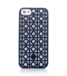 Tory Burch Kelsey Perforated Phone Case For Iphone 5
