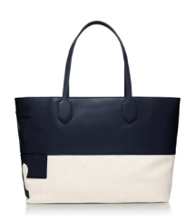 "Stacked ""T"" Tote"