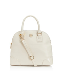 Tory Burch Robinson Small Dome Satchel