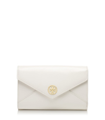 Tory Burch Robinson Small Envelope Clutch