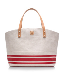Lobster Stripe (combo A) Tory Burch Theresa Tote